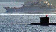 Rus Gemisi Boğaz'dan Bu Kez Füzesiz Geçti
