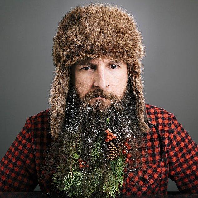 12 классных новогодних бород