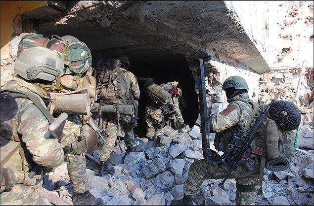 'Terörle mücadelede samimi olduğunuz sürece MHP sizi şunun bunun ağzına baktırmayacak'