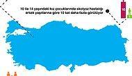 Türkiye'de 1,5 milyon kişi skolyoz hastası