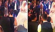 Mustafa Pektemek'in Düğününde Atiba Hutchinson'dan Davul Şov