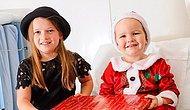 Kendi Minik Kalbi Kocaman Kız Çocuğu: 8 Yaşındaki Maisie Hymers