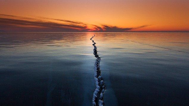 8. Baykal Gölü