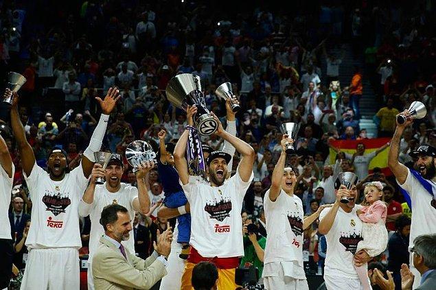 İspanyol takımları 12 kez şampiyon oldu