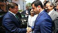 Davutoğlu'nun HDP ile Randevusu İptal