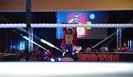 Yusuf Açık Dünya Ağır Siklet Kick Boks Şampiyonu Oldu