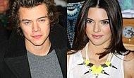 Yeni Yılın İlk Bomba Aşkı mı Geliyor? Kendall Jenner ve Harry Styles Birlikte Görüntülendi
