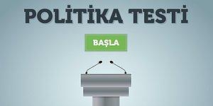 Bu Test Senin Siyasi Görüşünü %100 Ortaya Koyuyor