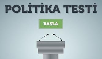 Bu Test Senin Siyasi Görüşünü %100 Ortaya Koyuyor