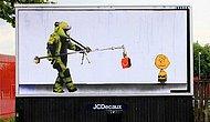 Kapitalizmin Maskesini Düşüren 15 Anti-Reklam Billboardlarda
