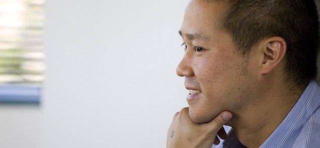 9. Tony Hsieh