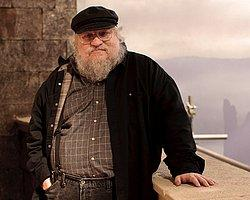 Game of Thrones'u Bir de George R.R. Martin'den Dinleyin