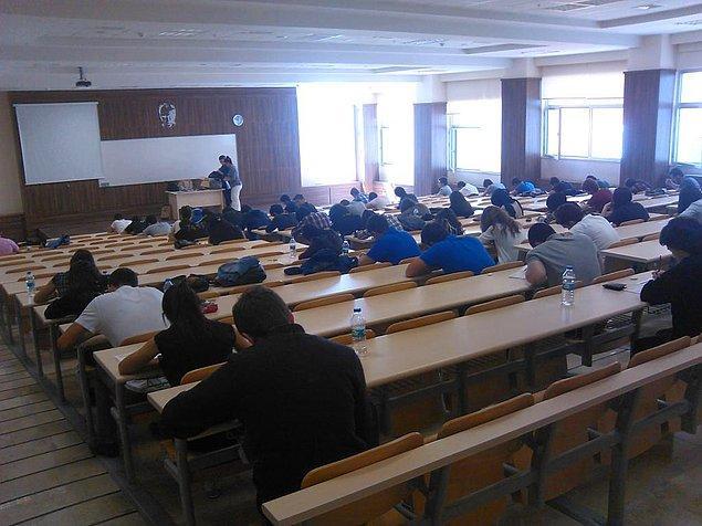 11. 1980'lerde 5. sınıflara uygulanan Anadolu ve fen liselerine giriş sınavları iki basamaklı yapılıyordu. İkinci basamak sınavları için öğrenciler belirli bölgelerde sınava giriyordu.