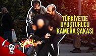 Türkiye'de Uyuşturucu Şakası Yaparken Dayak Yemek