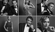 Altın Küre'nin Sahne Arkasında Görüntülenen Birbirinden Muhteşem 19 Ünlü Portresi
