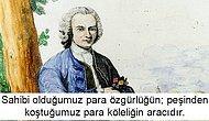 Jean Jacques Rousseau'dan Gözlerini Hakikatlere Karşı Kapatanlara Ders Niteliğinde 17 Alıntı
