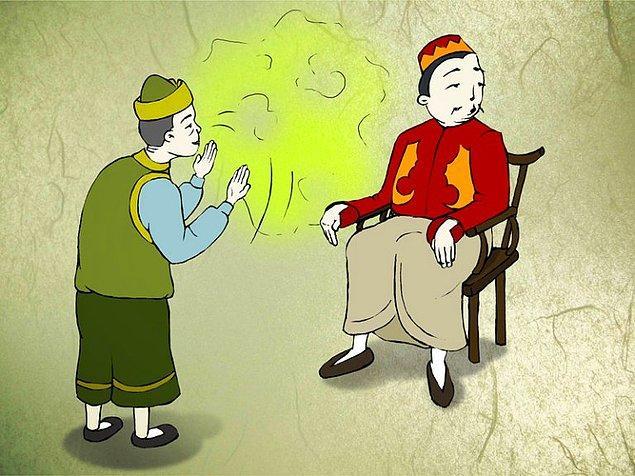 Эксперт по газовыделению в Китае