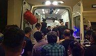 Çınar'da emniyet müdürlüğüne bombalı saldırı