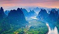 Görmek İçin Dünyanın Bir Ucuna Gitmeye Değecek 15 Sıradışı Nehir
