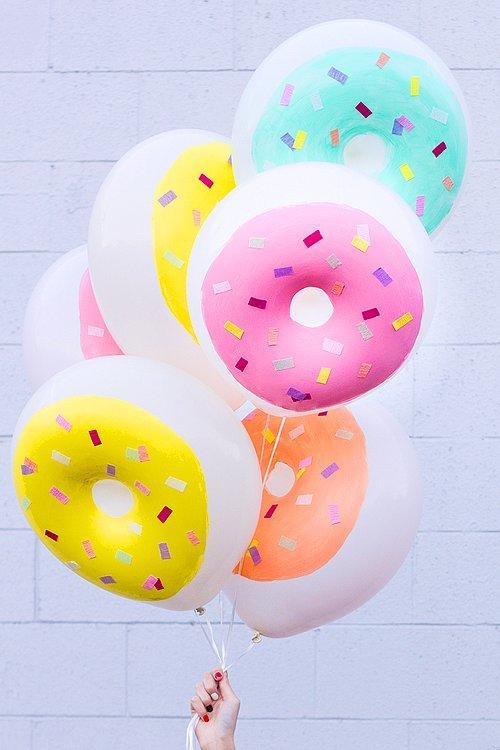 Her Gördüğünüzde Sizi çocukluğunuza Götüren Balonları Kullanacağınız