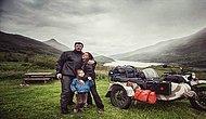 Çocuklarına Dünyayı Göstermek İçin Yola Çıkıp 41 Ülke Gezen Çiftin 40 Fotoğrafla Hikayesi
