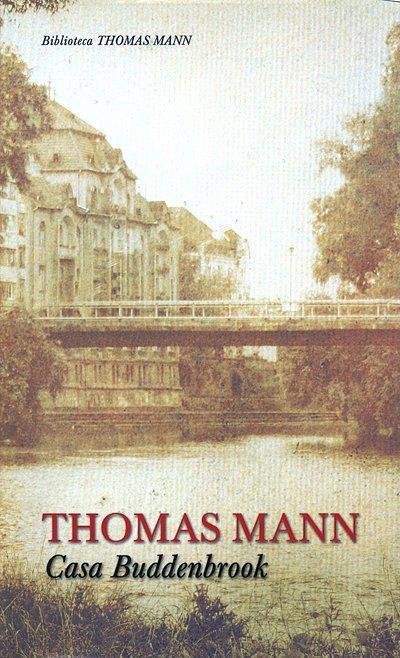 "9) ""Будденброки"" - Томас Манн"