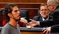 İspanya Meclisi'nde 'Rastalı Vekiller Bizi Bitlendirecek' Goygoyu Yapılıyor!