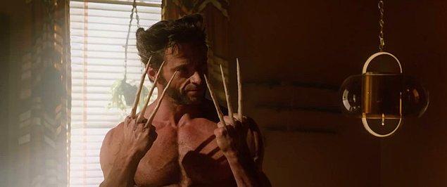 Hugh Jackman, 2000'den beri X-Men filmlerinde 8 kere oynadı.