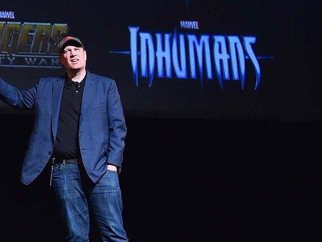 21. Marvel'ın bir sonraki superkahraman serisi Inhumans ise 2019 Kasım ayında vizyona girecek.