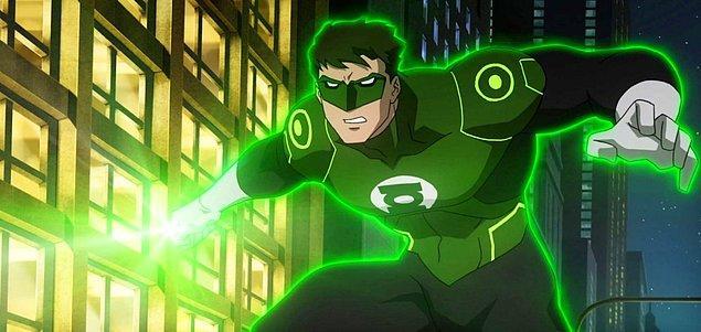 23. Green Lantern'in devamı olan Green Lantern Corps, 2020 Haziran ayında vizyona girecek.
