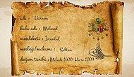 Osmanlı Döneminde Yaşasaydın Sahip Olacağın Kimlik Kartını Açıklıyoruz!