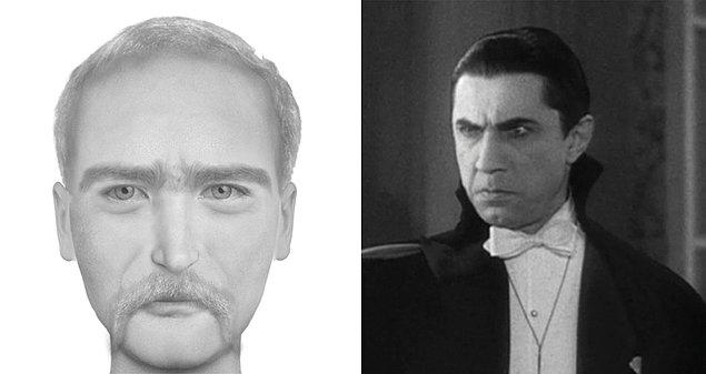 "Граф Дракула. ""Дракула"" Брэма Стокера."