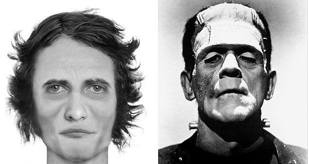 "Монстер Франкенштейна. ""Франкенштейн"" Мэри Шелли."