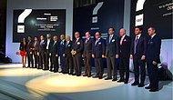 Türkiye'nin En İyi Performans Gösteren CEO'ları Ödüllerini Aldı