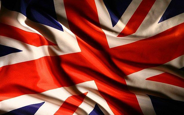 """12. Etimolojik olarak """"Great Britain"""" aslına """"Dövmeli Büyük Arazi"""" demektir. Günümüzde bu cümle Büyük Britanya olarak çevrilmektedir."""