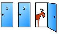 Profesyonel Matematikçileri Bile Birbirine Düşüren, Çözümü Zor Bir Problem: Monty Hall