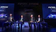 'Uluslararası Futbol Zirvesi' İstanbul'da Başladı
