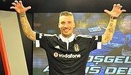 Beşiktaş, Aras Özbiliz ve Alexis Delgado'yu KAP'a Bildirdi