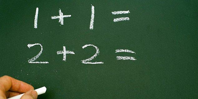 5. 1 Dakikada İlkokul Matematik Sorularının Kaçına Doğru Cevap Verebileceksin?