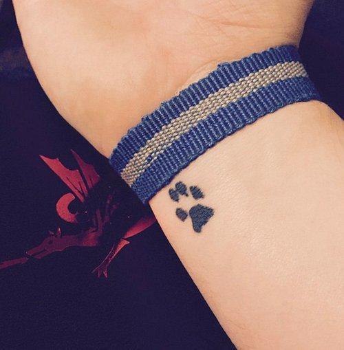 Filin - en akıllı ve şık bir dövme