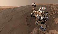 Hazırsanız Başlayalım: 360 Derecelik Görüntülerle Mars Turu