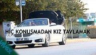 Türkiye'de BMW 420 ile Konuşmadan Kız Tavlamak