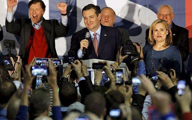 Cruz: 'Cesur muhafazakarların zaferi'
