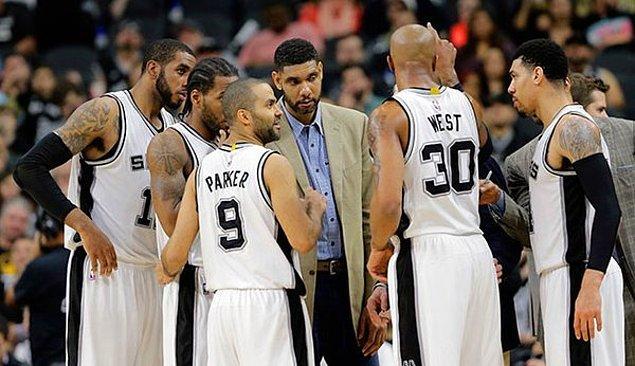 Spurs rahat kazandı