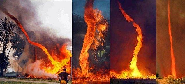4. Ateş Hortumu