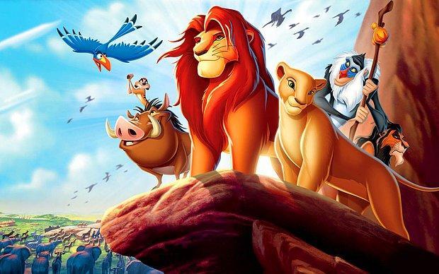 Lion King (Aslan Kral)