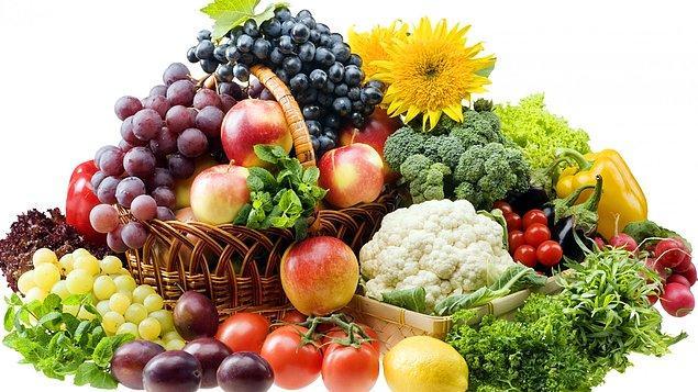 Modern Meyve ve Sebzeler