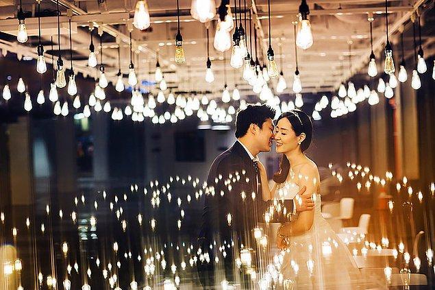 Ослепительный портрет невесты показывает важность правильного освещения.