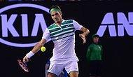 Federer Kortlardan Bir Ay Uzak Kalacak