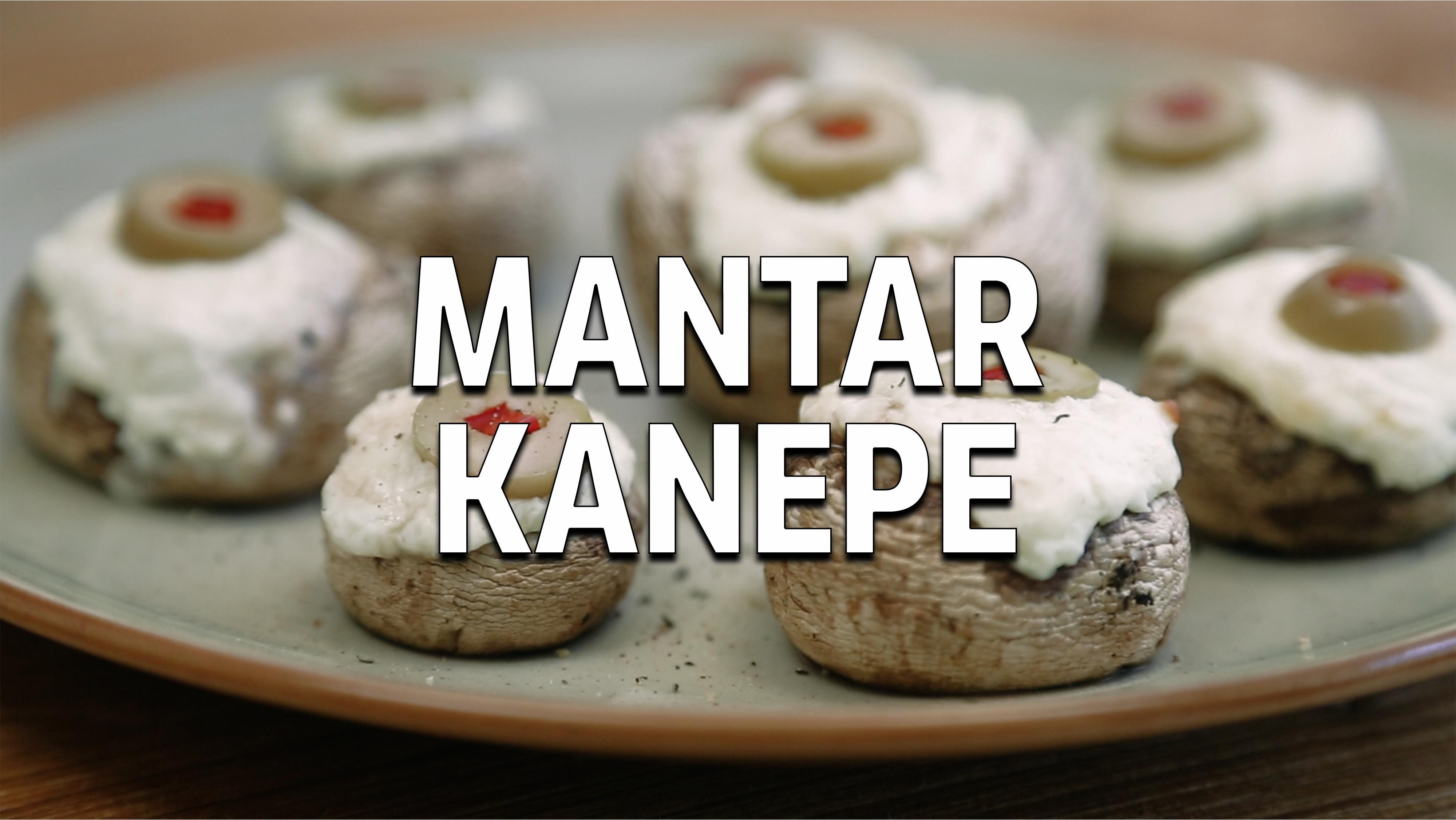 Karidesli Kanepe Tarifi